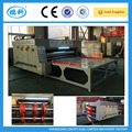 semi auto carton box printer machine