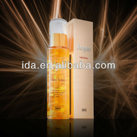 Hair salon cosmetics argan oil leave on hair treatment