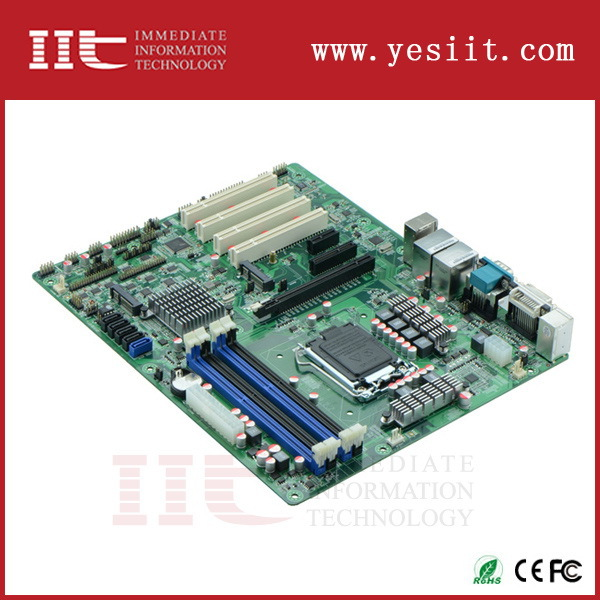 Good quality antique pc mainboard p31 775 pin