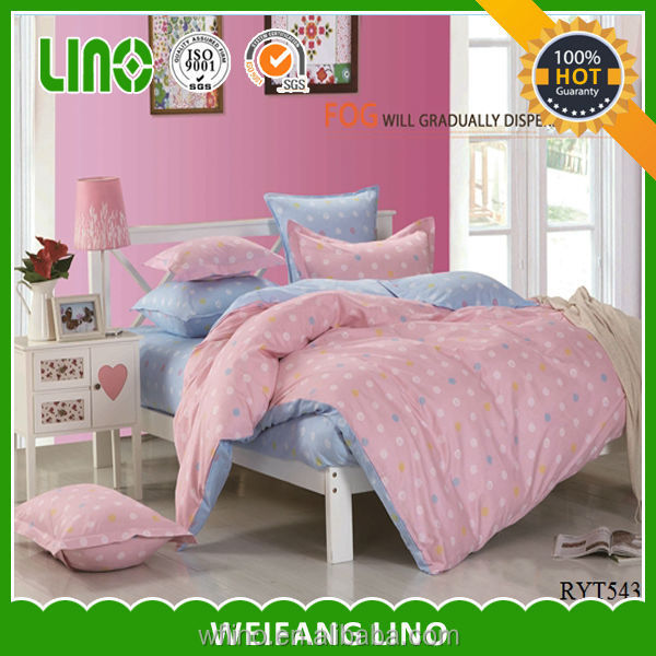korea bed cover/massage bed cover/3d bed sheet sets