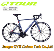 carbon road Bicycle 22 speed carbon racing road bicycle Time Trial carbon bike Cirrus 200