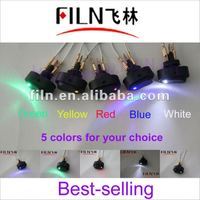 2012 new style DC 12V 30A LED car power window switch from China factory