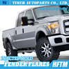 High quality Cheap auto accessories fender flares for 11-12 Ford F-250/350 Poket Style Fender Flares