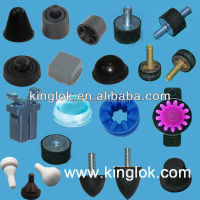 rubber feet TB-3 Shock absorbtion rubber feet threaded rubber feet