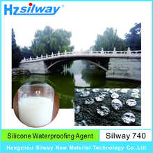 New type Silway 740 silicone oil addtive concrete additive with Emulsion