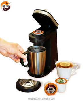 Coffee powder capsule factory/ keurig k-cup coffee maker