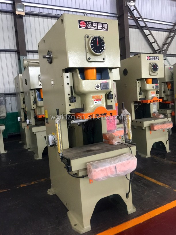 45Ton CE approved small power press machine