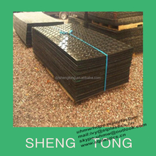 price of uhmwpe grass lawn mat/ground protection mats