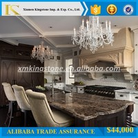 High quality stone kitchen island buyer price
