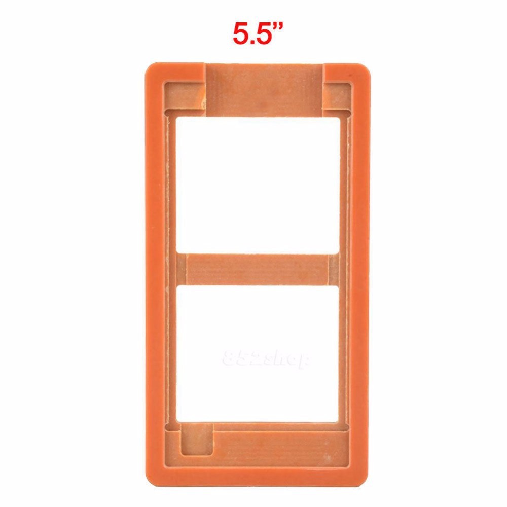 Refurbishment Gluing Repair LCD Outer Glass Mould Mold For iphone6 plus 5.5 inch