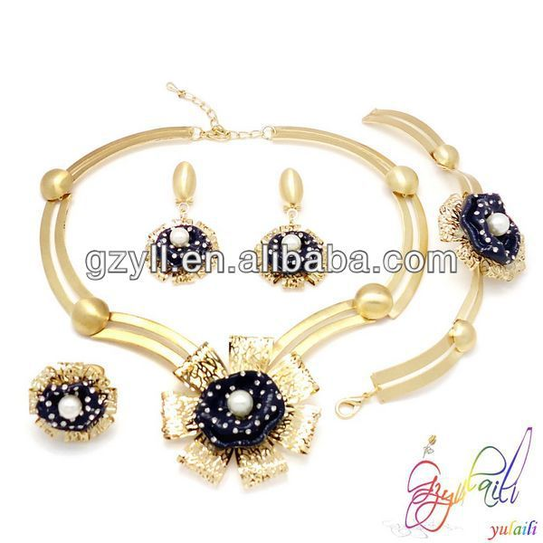 2014 wholesale Hot fashion Imitation jewelry sets made in china