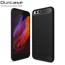 Hot Selling Brushed Line TPU Slicon Carbon Fiber Mobile Phone Cover Case For XIAOMI Note3