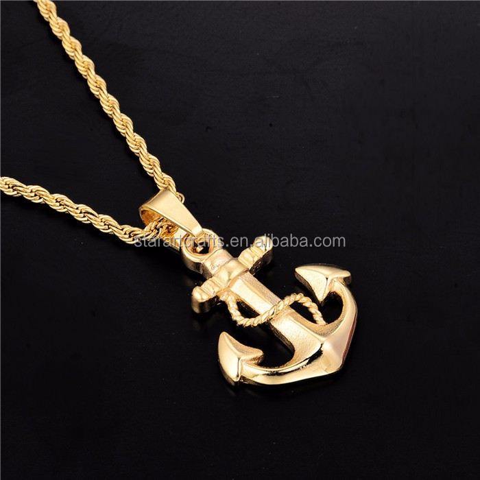 New Fashion Simple Plated Silver Gold Pendant Design Men,Custom Stainless Steel Charms Pendants P609G