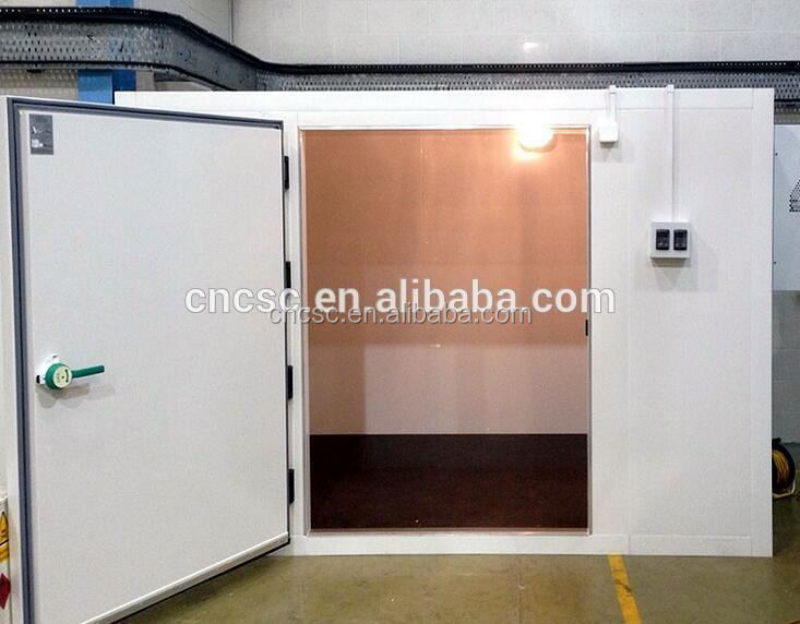 cold room swing door with pvc frame