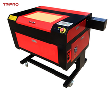 TriPro Portable CO2 Laser Stone Wood Arylic TP3050 Laser Cutting Engraving Machine