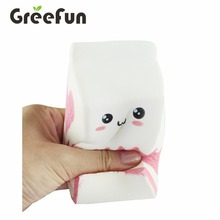 Hot Selling Cute Designs 2018 Colorful Wholesale Squishy Soft PU Toys Anti-stress