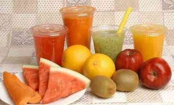 Fresh Fruits Juice