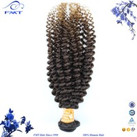 factory outlets center Afro Kinky Human Hair Weave Afro Twist Braid Hair Extension