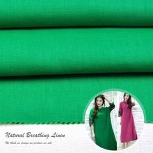 Factory Direct Sale High Quality Flax Fabric