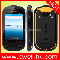 Original SEALS TS3 IP68 Waterproof Rugged 3G Android Smartphone 3.5 Inch Capacitive Touch Screen 5.0MP Back Camera WIFI GPS with