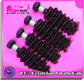 Peru kinky curly virgin hair extensions double drawn weft, virgin Peruvian afro curly hair extension weft