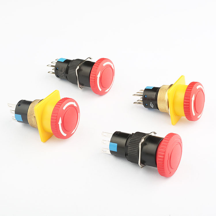 free sample push button switch emergency stop switch e stop switch