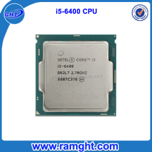Best selling 2.7GHz lga1151 socket used i5 cpu