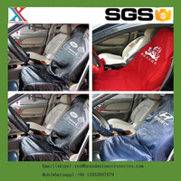 soft leather car seat cover water proof and simple design