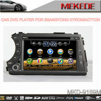 online shopping+Special 7 inch CAR DVD PLAYER For Ssangyong Kyron/Actyon with DVD,GPS,BT,IPOD,RADIO