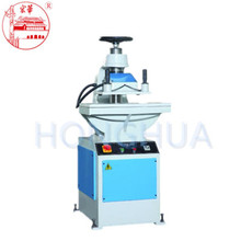 HCK-100 carry bags hydraulic handle different sizes small punching machine