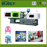 Plastic bucket making machine IJT-SV380 MAX1600T servo motor injection molding machine