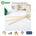 Wedding disposable set personized bamboo wooden sushi chopsticks