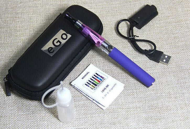 high quality evod starter kit with evod ce4 and USB ego for choose