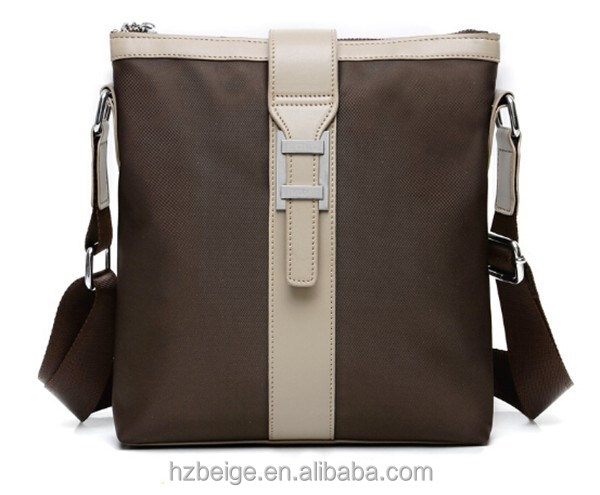 Alibaba China Leather Hand Bags for Man, Fashion and Cheap Man Shoulder Bag ,Man Hand Bag Wholesale
