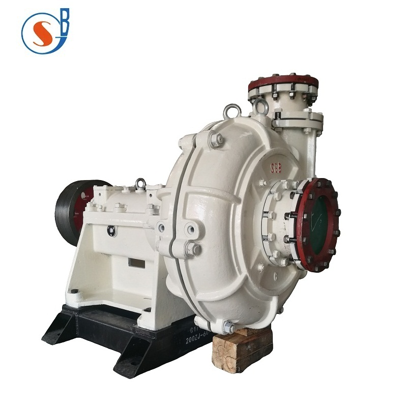 Chinese Centrifugal Horizontal Split Case Slurry Pump