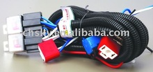 4 lamps H4 relay harness