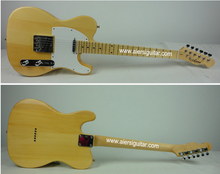 china guitar factory aiersi solid basswood electric guitar