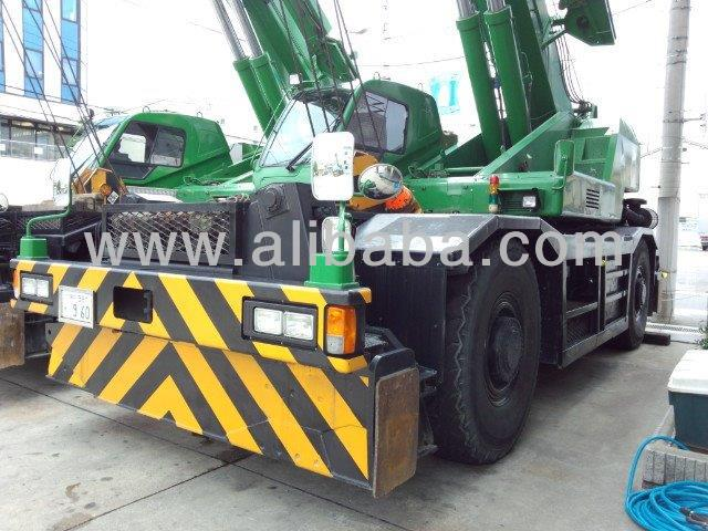 1995 TADANO 50 ton rough terrain crane TR-500M-3 location JAPAN origin JAPAN i090069 BALJ cr3l24l25