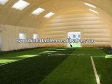 inflatable cover for football field