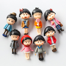 mini 3d anime figure toys oem plastic hot japanese cartoon figure for gifts