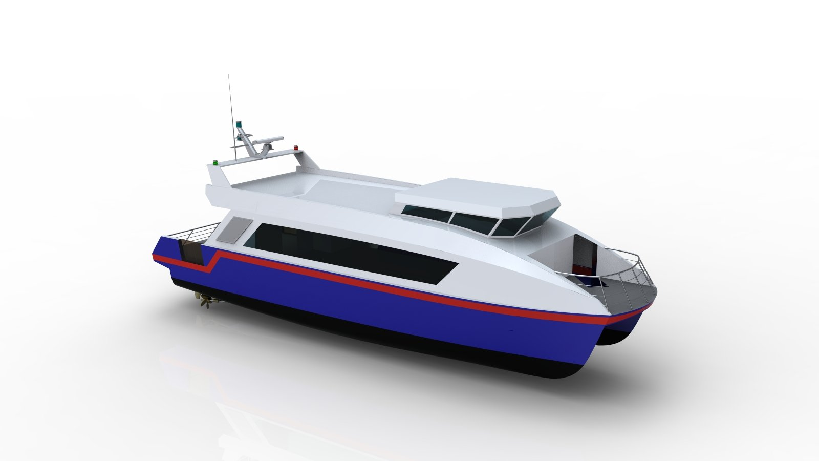 40 passenger catamaran ferry