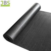 6mm Thickness Rubber Sheet With Grooved Pattern For Multi-function