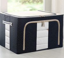 High Quality Fabric Collapsible Living Box Storage Box