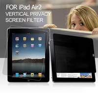 Competitive Price Anti-Glare Anti Spy Privacy 2.5D Tempered Glass Screen Protector For ipad 2/3/4
