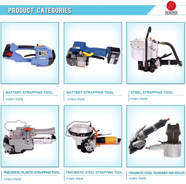 Special latest power pneumatic steel banding machines