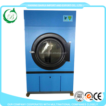 LPG Gas Heating Commercial Laundry LPG or LNG gas clothes tumble dryer