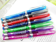 colorful erasable pen unisex 0.5mm pen magic erasable pen
