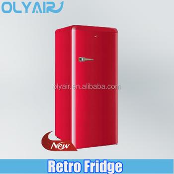 bc248 antique retro fridge mini fridge smeg fridge