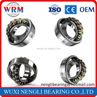 Double row self-aligning ball bearing