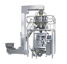 frozen potato french fries packing machine with weigher